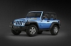 Detroit Auto Show: Jeep Wrangler specials. Image by Jeep.