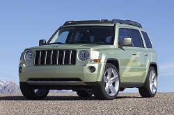 2009 Jeep Patriot EV. Image by Jeep.