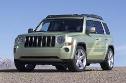 2009 Jeep Patriot EV. Image by Jeep.