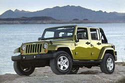 Jeep Wrangler Unlimited image gallery. Image by Jeep.