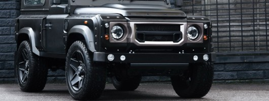 A. Kahn revamps the Land Rover Defender. Image by A. Kahn Design.