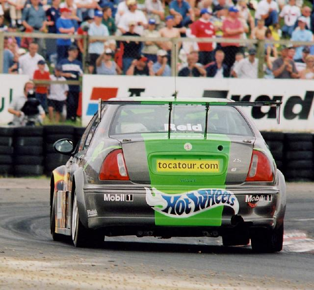 Bmw Youngstown: British Touring Car Championship 2002 Rounds 11 And 12