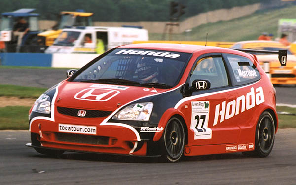 british touring car championship  rounds    donington park  car enthusiast