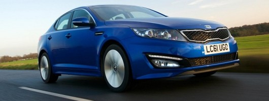 Week at the wheel: Kia Optima. Image by Kia.