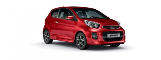 New Kia Picanto on sale. Image by Kia.