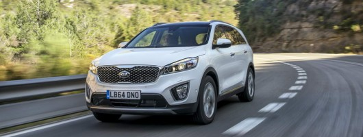 Driven: Kia Sorento. Image by Kia.