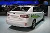 2009 Kia Forte LPG Hybrid.