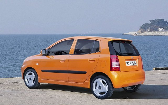 Kia to launch all new mini car. Image by Kia.