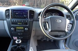 Attractive 2006 Kia Sorento. Image By Syd Wall.