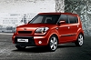Kia's soul on show in London. Image by Kia.
