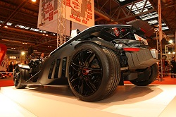 2008 KTM X-Bow. Image by Syd Wall.