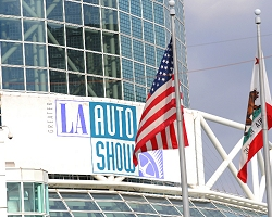 2009 LA Auto Show. Image by United Pictures.