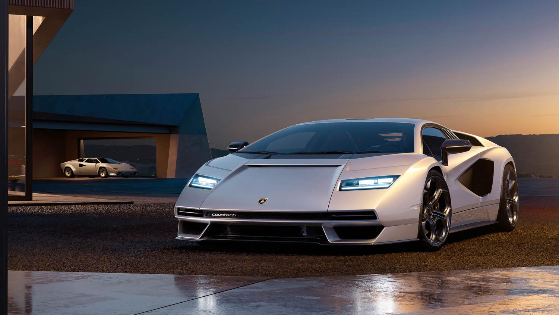 Lamborghini: Return of the Countach. Image by Lamborghini.