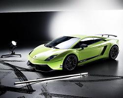 2010 Geneva Motor Show. Image by Lamborghini.