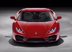 2016 Lamborghini Huracan LP 580-2. Image by Lamborghini.