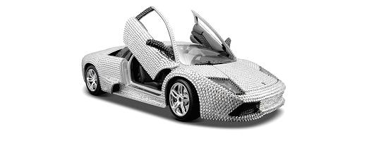 Diamonds are a car