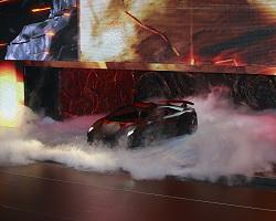 2010 Paris Motor Show. Image by Lamborghini.
