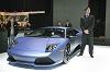 2009 Lamborghini in Detroit. Image by Kyle Fortune.
