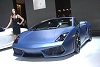 2009 Lamborghini in Detroit. Image by United Pictures.