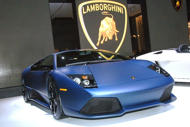 Your Lamborghini, your way. Image by United Pictures.