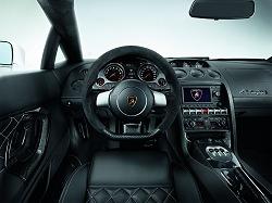 2008 Lamborghini Gallardo LP560-4. Image by Lamborghini.