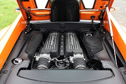 2008 Lamborghini Gallardo LP560-4. Image by Alisdair Suttie.