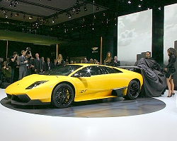 2009 Geneva Motor Show. Image by Kyle Fortune.
