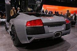 2006 Lamborghini Murcielago LP640. Image by Mark Sims.