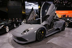 Price announced for LP640 Murcielago. Image by Mark Sims.