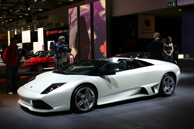 The Car Enthusiast Image Gallery 2007 Lamborghini Murcielago