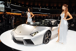 2010 Lamborghini Revent�n Roadster. Image by United Pictures.