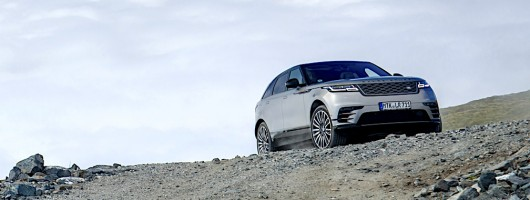First Drive: Range Rover Velar. Image by Land Rover.