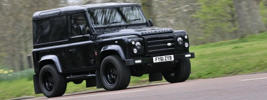 first drive: prindiville land rover defender | car reviews |car