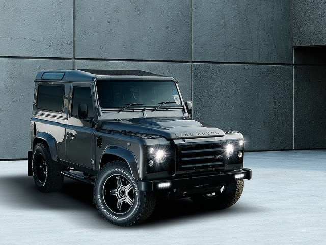The Car Enthusiast Image Gallery 2012 Land Rover