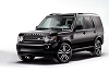 Land Rover Discovery 4 Limited Edition.
