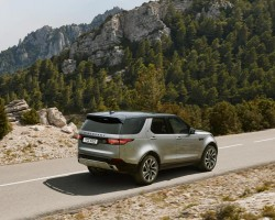 Land Rover Discovery Landmark tested. Image by Land Rover.