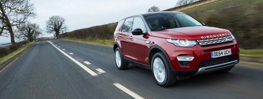 Driven: Land Rover Discovery Sport. Image by Land Rover.