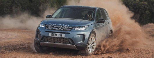 First drive: Land Rover Discovery Sport (2020MY). Image by Land Rover.