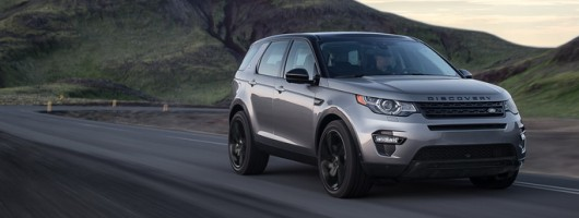 Discovery Sports a new look. Image by Land Rover.