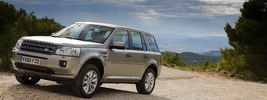 First Drive: Land Rover Freelander 2 eD4 | Car Reviews | by Car ...