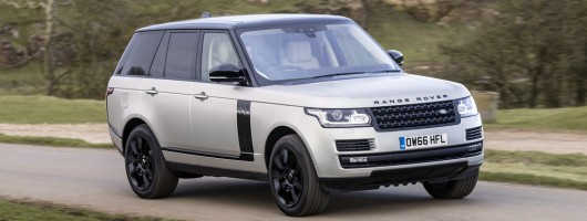 Driven: Range Rover SDV8 Autobiography. Image by Land Rover.