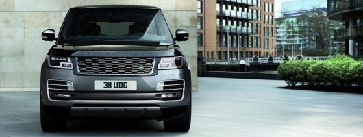 LA Show debut for mega Range Rover. Image by Land Rover.