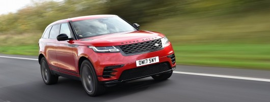 Driven: Range Rover Velar. Image by Land Rover.