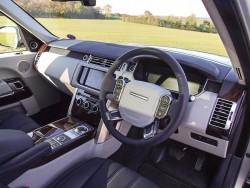 2013 Range Rover. Image by Matt Robinson.