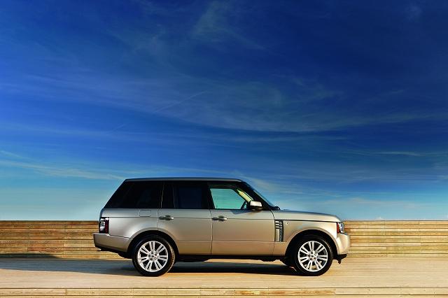 Week at the Wheel: Range Rover TDV8. Image by Land Rover.
