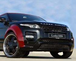 Gallery: Loder1899's Range Rover Evoque. Image by Loder1899.
