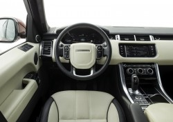 2014 Range Rover Sport SDV8. Image by Land Rover.