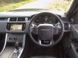2014 Range Rover Sport. Image by Matt Robinson.