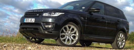 Driven: Range Rover Sport SDV6 HSE Dynamic. Image by Matt Robinson.