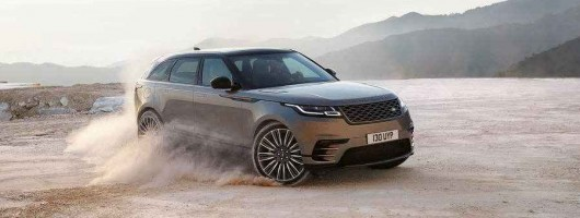 Range Rover lifts veil on Velar. Image by Land Rover.